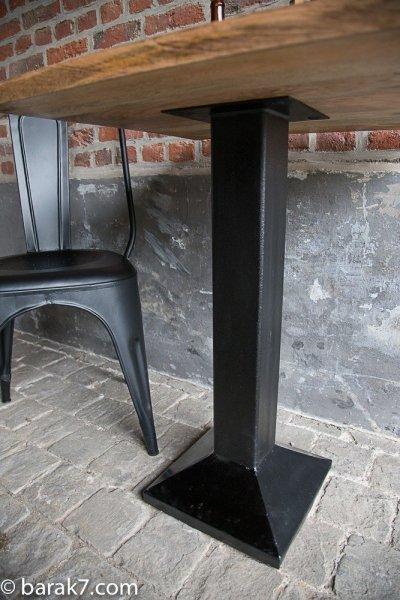Vierkante restauranttafel